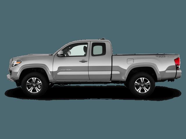 2016 Toyota Tacoma 4×4