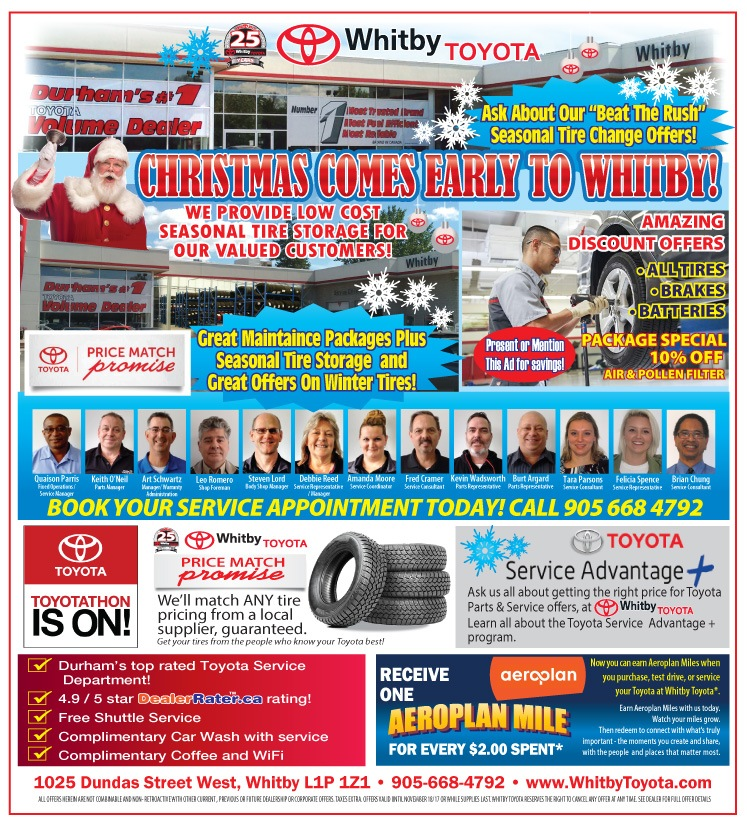 Parts and Service Limited Time offers!