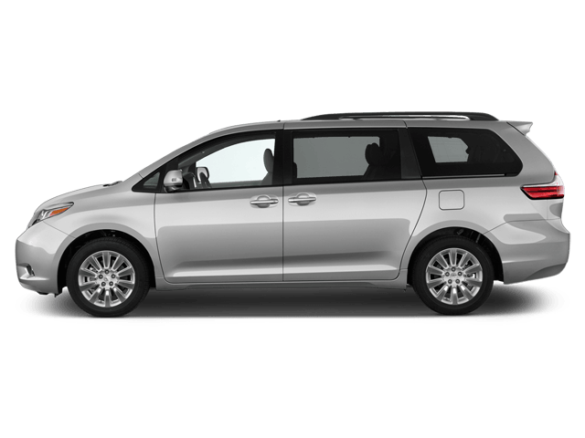 2016 Toyota Sienna LE V6 8-Pass 6A